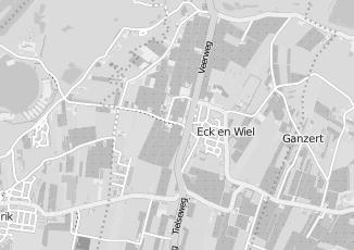 Kaartweergave van Berg in Eck En Wiel