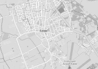 Kaartweergave van Postma in Eelde