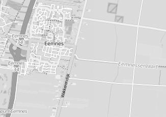 Kaartweergave van Oostrum in Eemnes