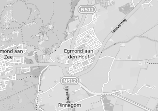 Kaartweergave van Kerssens in Egmond aan den hoef