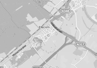 Kaartweergave van Groothandel in Ellecom