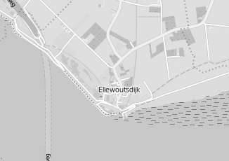 Kaartweergave van Jumbo in Ellewoutsdijk