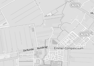 Kaartweergave van Bosma in Emmer Compascuum