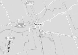 Kaartweergave van Lake side in Enumatil