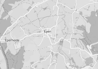 Kaartweergave van Gemeentehuis in Epen