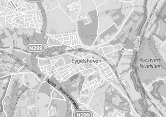 Kaartweergave van Ritzen in Eygelshoven