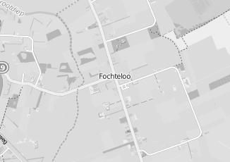 Kaartweergave van Boonstra in Fochteloo