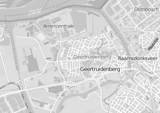 Kaartweergave van Bouwmarkt in Geertruidenberg