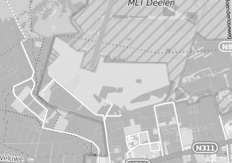 Kaartweergave van Dierenwinkel in Gelderland