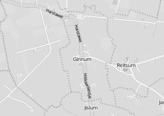 Kaartweergave van Jumbo in Ginnum
