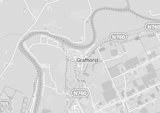 Kaartweergave van Sigarenfabriek g. van t veen in Grafhorst