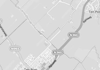 Kaartweergave van Meubels in Groeningen