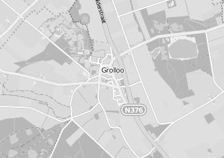 Kaartweergave van Auto bedrijf in Grolloo