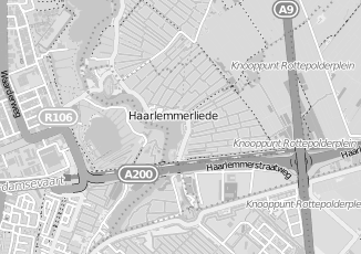 Kaartweergave van Bioscoop in Haarlemmerliede