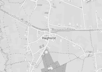 Kaartweergave van Vingerhoets in Haghorst