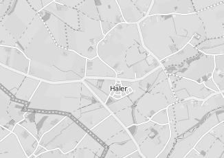 Kaartweergave van Custers in Haler