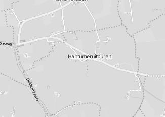 Kaartweergave van Supermarkt in Hantumeruitburen