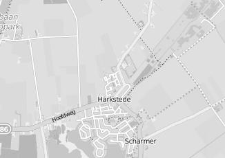 Kaartweergave van Beks flikkema in Harkstede