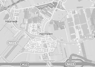 Kaartweergave van Bosch in Harmelen