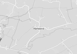 Kaartweergave van Action in Hartwerd