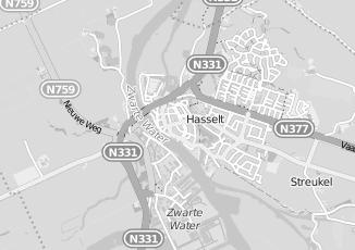 Kaartweergave van Roeland in Hasselt