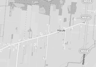 Kaartweergave van Bank in Haule