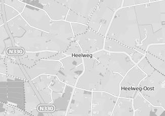 Kaartweergave van Beernink in Heelweg