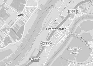 Kaartweergave van Zandee in Heerewaarden