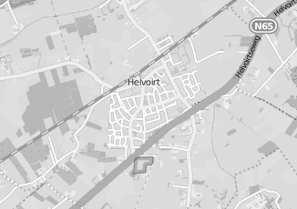 Kaartweergave van Dekkers in Helvoirt