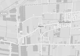 Kaartweergave van Beemster in Hem