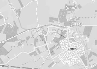 Kaartweergave van Janssen in Hemmen