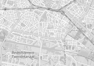 Kaartweergave van Brugge in Hengelo Overijssel