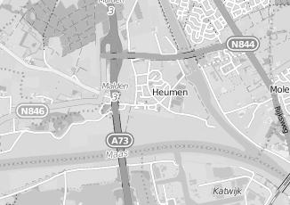 Kaartweergave van Verlichting in Heumen