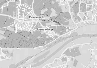 Kaartweergave van Albert heijn in Heveadorp