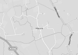 Kaartweergave van Rietdekkersbedrijf snip in Hiaure