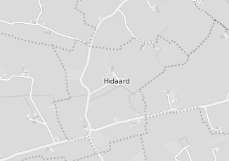 Kaartweergave van Bouwbedrijf in Hidaard