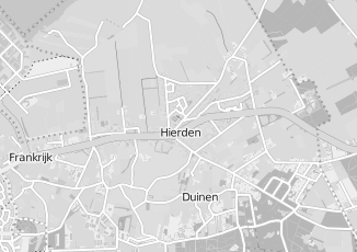 Kaartweergave van Supermarkt in Hierden