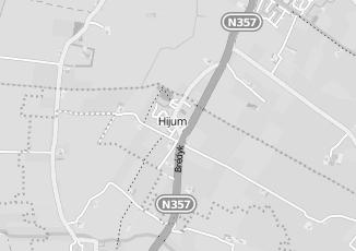 Kaartweergave van Groothandel in bouwmateriaal in Hijum