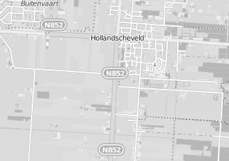 Kaartweergave van Bank in Hollandscheveld