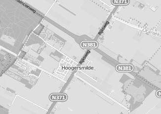 Kaartweergave van Groothandel in bouwmateriaal in Hoogersmilde