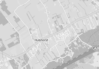 Kaartweergave van Arbodienst in Hulshorst