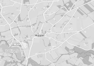 Kaartweergave van Vakantiexperts in Huppel