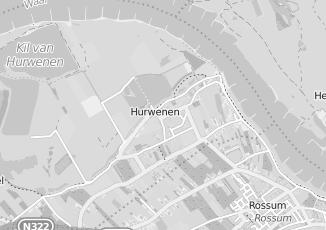 Kaartweergave van Klussenbedrijf van drunen in Hurwenen