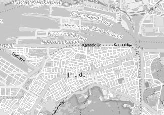 Kaartweergave van Koopman in Ijmuiden