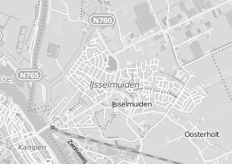 Kaartweergave van Bosch in Ijsselmuiden
