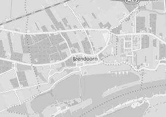 Kaartweergave van Jansen in Ijzendoorn