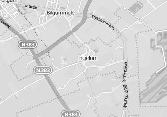 Kaartweergave van Slopen in Ingelum