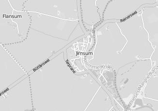 Kaartweergave van Bendien in Jirnsum