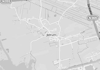Kaartweergave van Zeeman in Jistrum