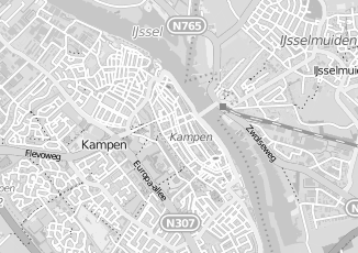 Kaartweergave van Metselaar in Kampen